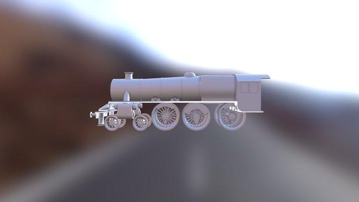 LMS Jubiless Class3 3D Model