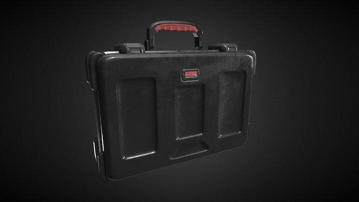 PBR Utility Case 3D Model