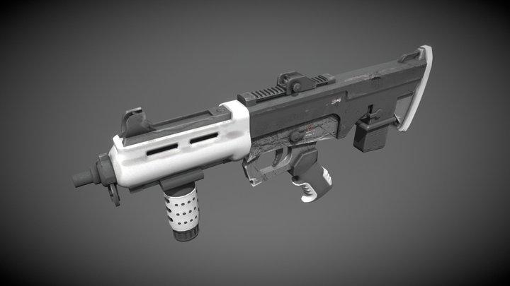 SMG -C 3D Model