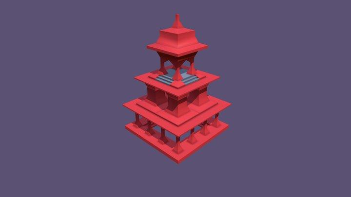 Folly_03 3D Model