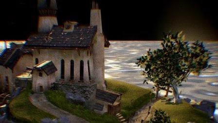 LF_OldMill 3D Model