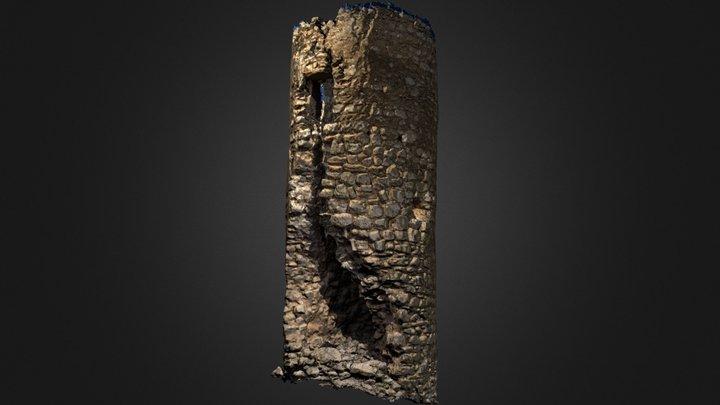 Torre del Salar, Orce. 3D Model