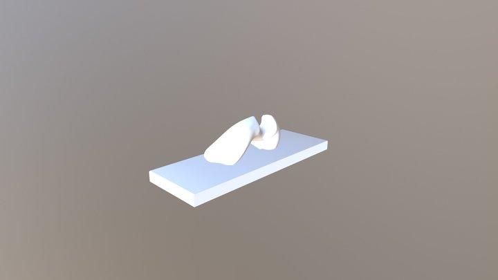 666 3D Model
