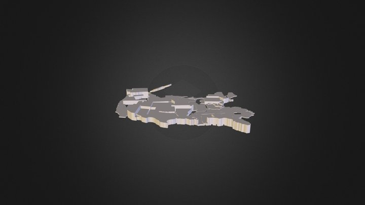 Tracys States(1) 3D Model