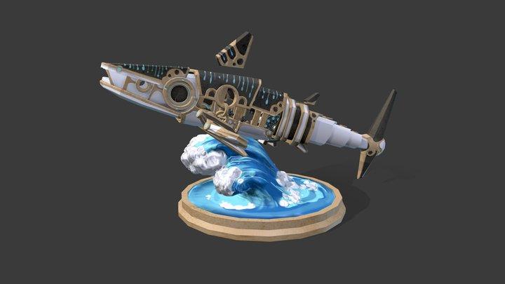 Zelda concept 3D Model