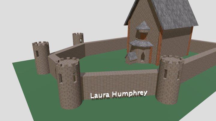 Wk 6a Castle Humphrey Laura 3D Model