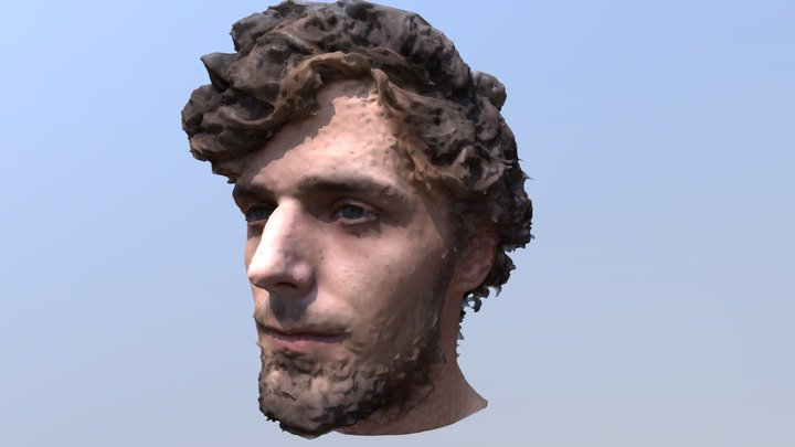 My face 3D Model