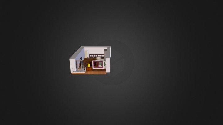 topppopo 3D Model