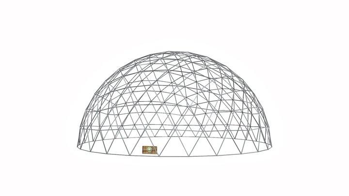 Metall XXL 3D Model