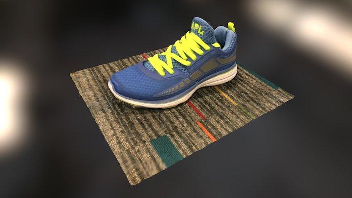 LF Sport Shoe 3D Model