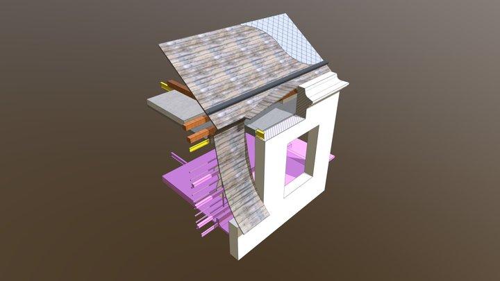 Balzac2 3D Model