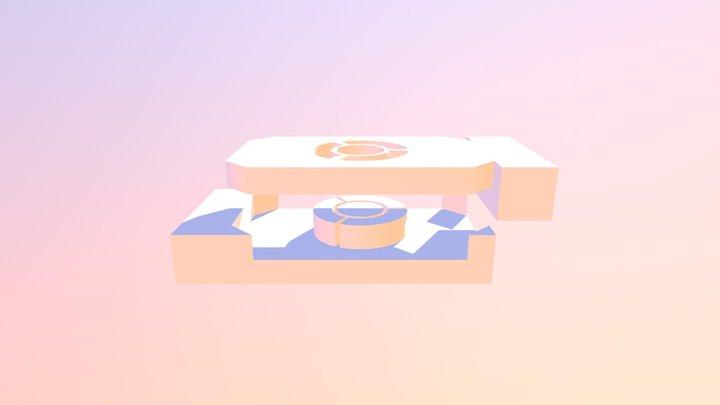 Passung Baugruppe 3D Model