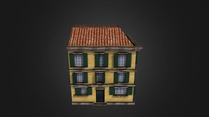 huis 1 update 2 3D Model