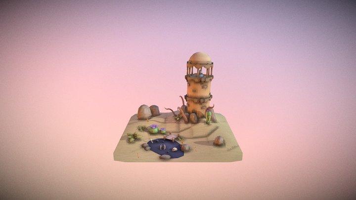 Keep It Low Poly Sketchfab 3D Model
