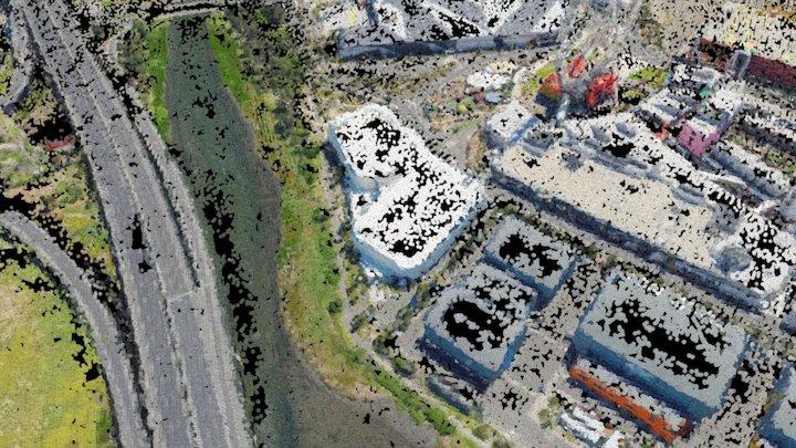Environments 4 Assignment 3: Decay & Disruption 3D Model
