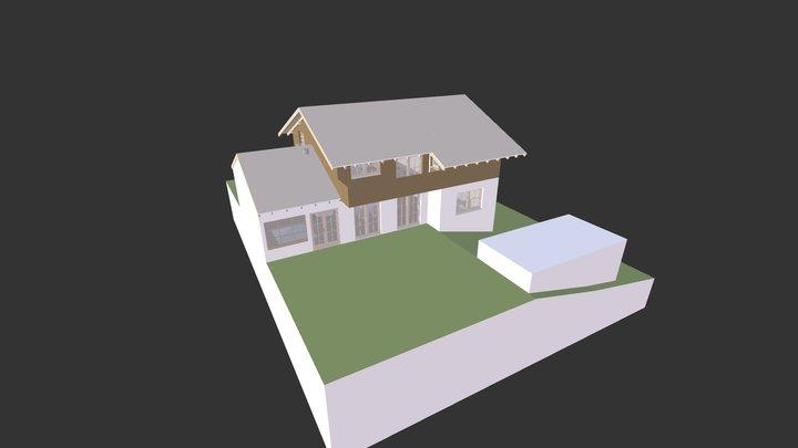 HH3 3D Model