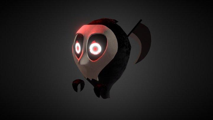 The Grim Reaper 3D Model