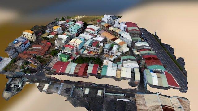 SanMin Street, HsinSi (New) 3D Model