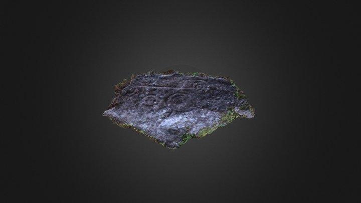 Laxiñas. Grupo C 3D Model