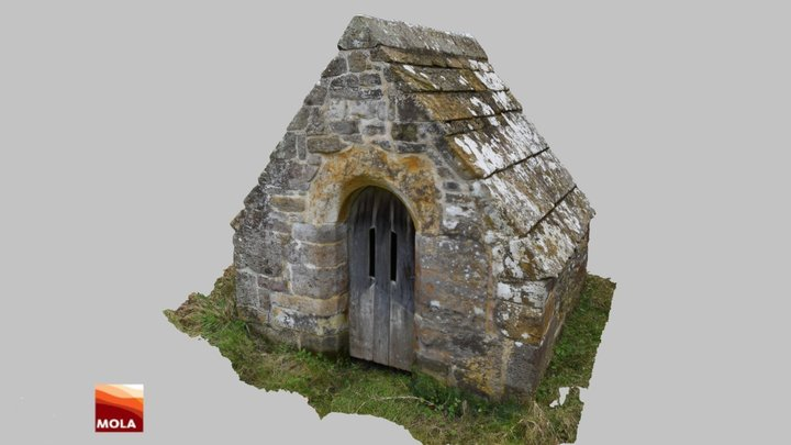 The Norwell, Canons Ashby 3D Model