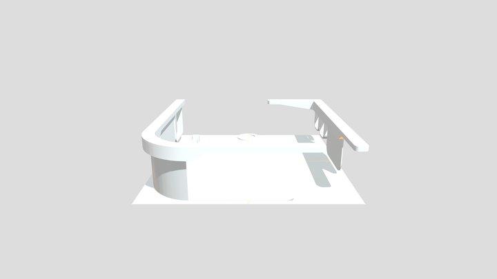 Nike Hub 3D Model