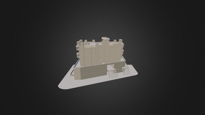 Aman's Imperial Master Plan 3D Model