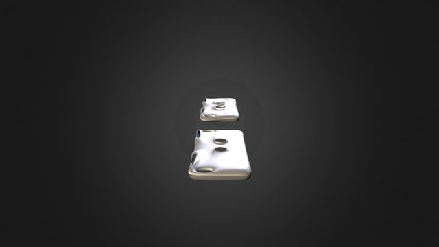 Gaming Iphone Cases 3D Model
