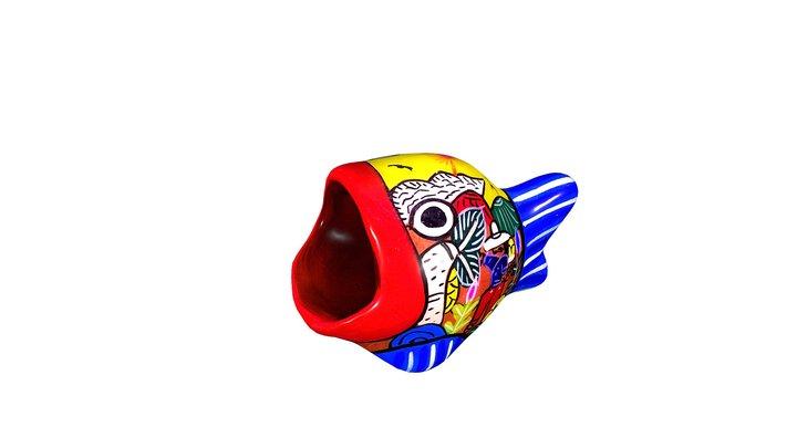 Mexican Fish 3D Model