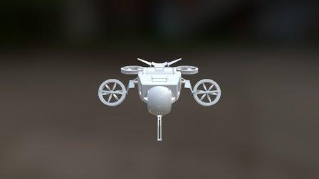 WIP: Drone 3D Model