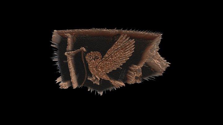 Terracotta fragment test 2 3D Model