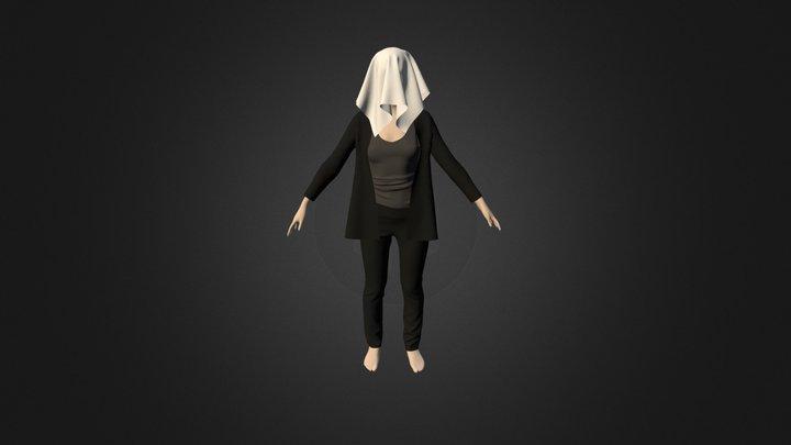 Test Marie 3D Model