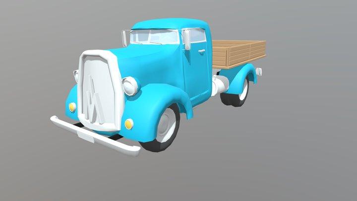Opelblitz280411 3D Model