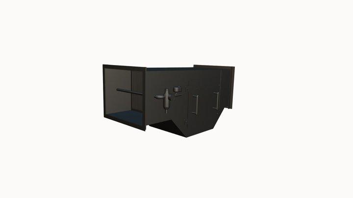 Гидрофильтр ФильтрПром filtrprom.ru 3D Model