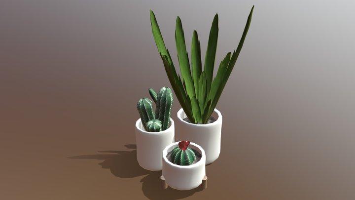 PLANTPROJECT2 3D Model