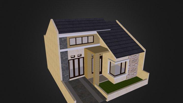 Puspa Regency 3D Model