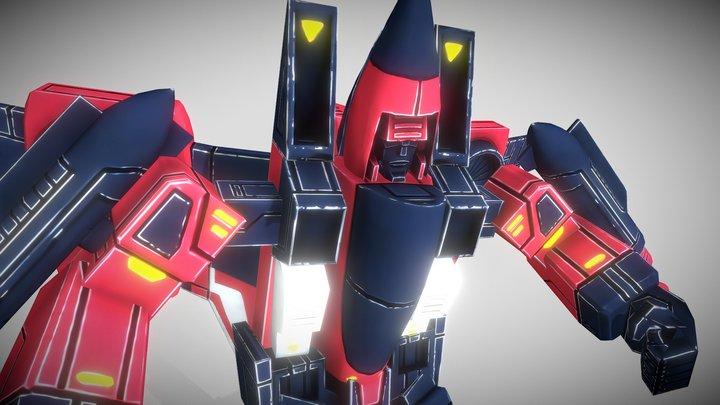 Thrust 3D Model