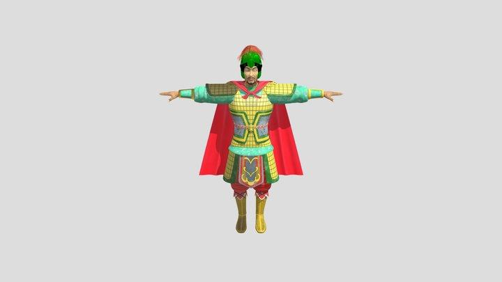 Ma Yaun Final 3D Model