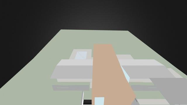 Stiegman Res 3D Model