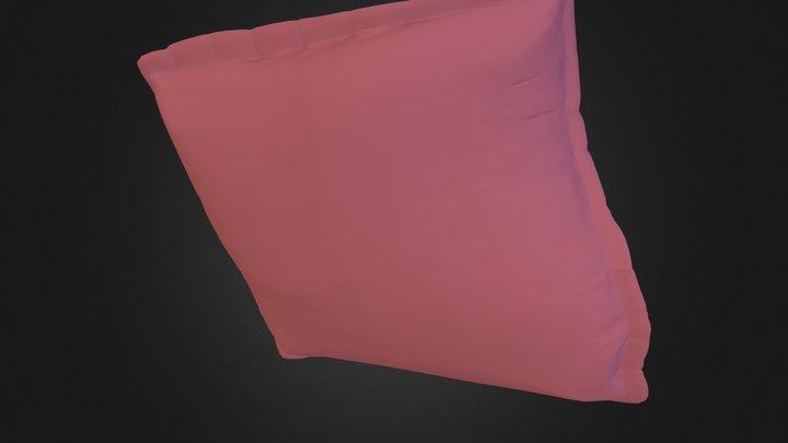 Pillow N050811.3DS 3D Model