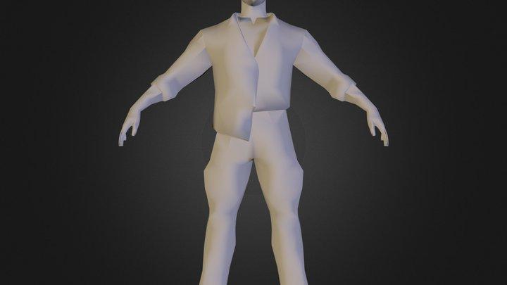 Hero.3DS 3D Model