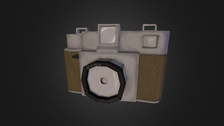 Antiheroematic 3D Model