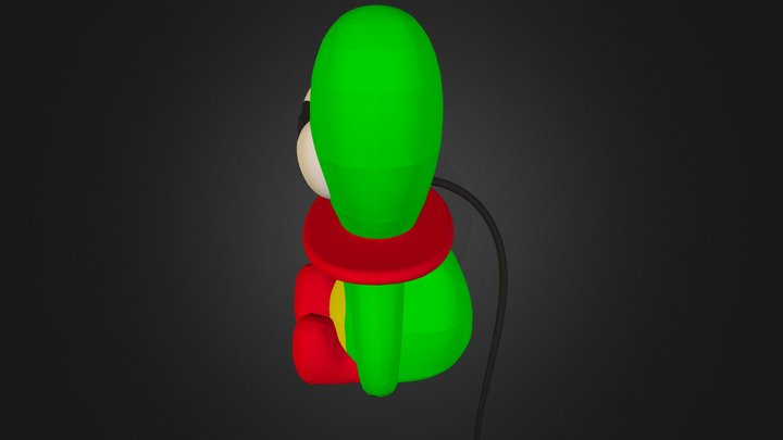 smooth cam 2.fbx 3D Model