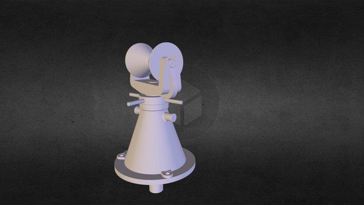 Stock_bracket.wrl 3D Model