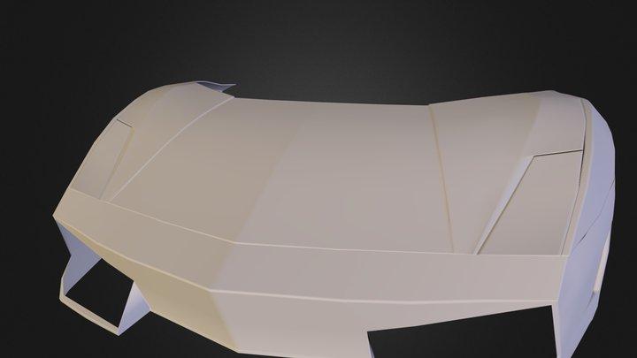 Lambo_2.1 3D Model