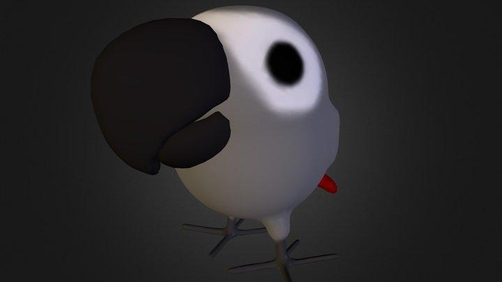 Birdy 3D Model