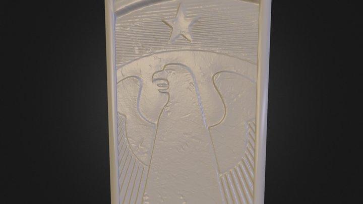 Euro Eagle PhoneScope 3D  3D Model