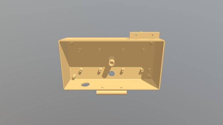 CAST TERMINAL BOX 3D Model