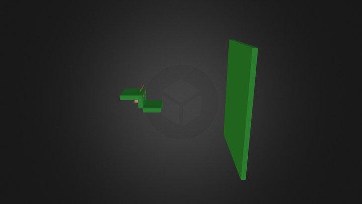 Solitaire 3D Model
