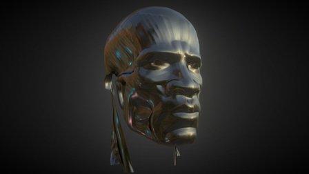 TEST LP UV+TRI 3D Model
