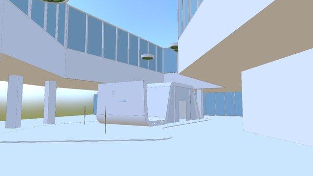 Test 5 Luuk Yuri 3D Model